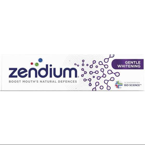 Zendium Gentle Whitening Λευκαντική Οδοντόκρεμα 75ml
