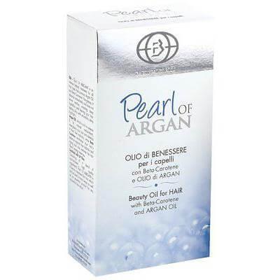 Pearl of Argan Beauty Oil For Hair With Beta-Carotene και Argan Oil Λάδι Περιποίησης για Κάθε Τύπο Μαλλιών100ml
