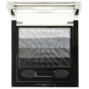 Korres Black Volcanic Minerals Eyeshadow Palette Ultimate Black Μεγάλης Διάρκειας Σκιές Ματιών 5.5 ml