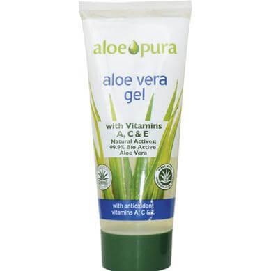 Optima Organic Aloe Vera Gel with Vtamin A,C & E 200ml