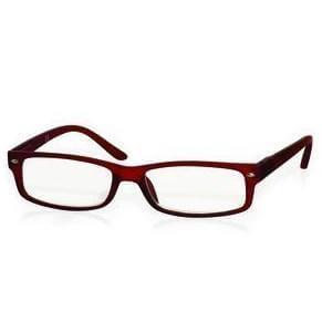 Γυαλιά Διαβάσματος Κοκκάλινα σε Κόκκινο Χρώμα με Ειδική Θήκη Φύλαξης – 2,75