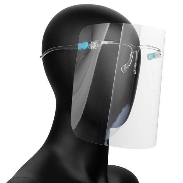 Προσωπίδα Προστασίας Προσώπου με Σκελετό Γυαλιών 1τμχ