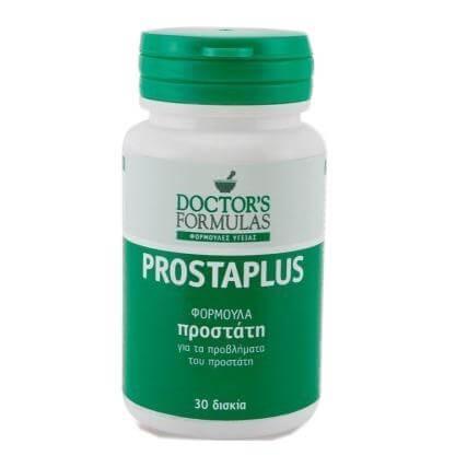 Doctor's Formulas Prostaplus Για τη Προστασία της Υγείας του Προστάτη 30 caps