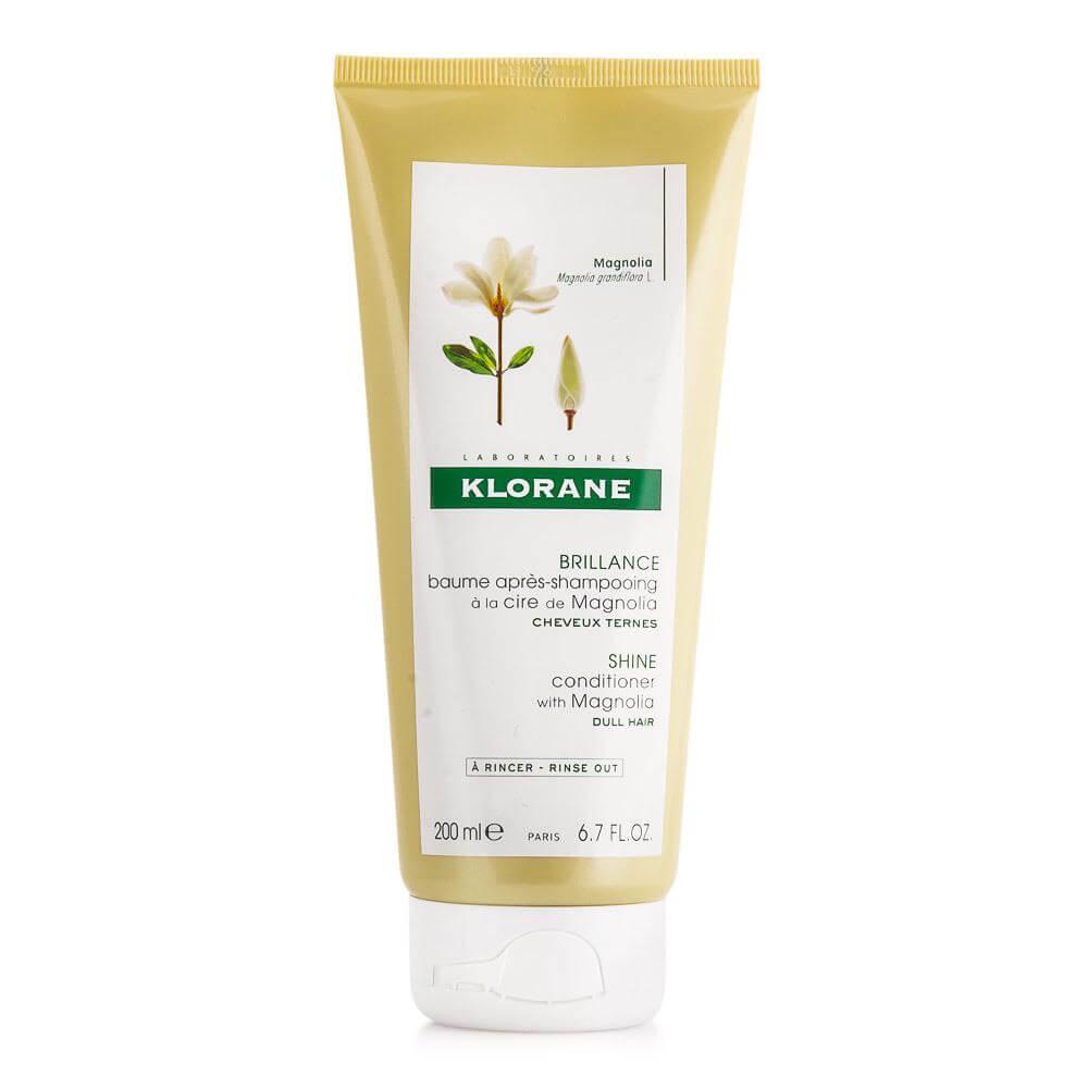Klorane Conditioner With Magnolia Μαλακτική Κρέμα για Μετά το Λούσιμο με Κερί Μα υγιεινή   φροντίδα μαλλιών   μαλακτικά μάσκες ελιξίρια μαλλιών