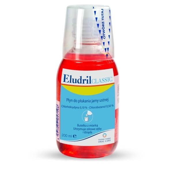Eludril Classic υγρό στοματικό διάλυμα – 500ml