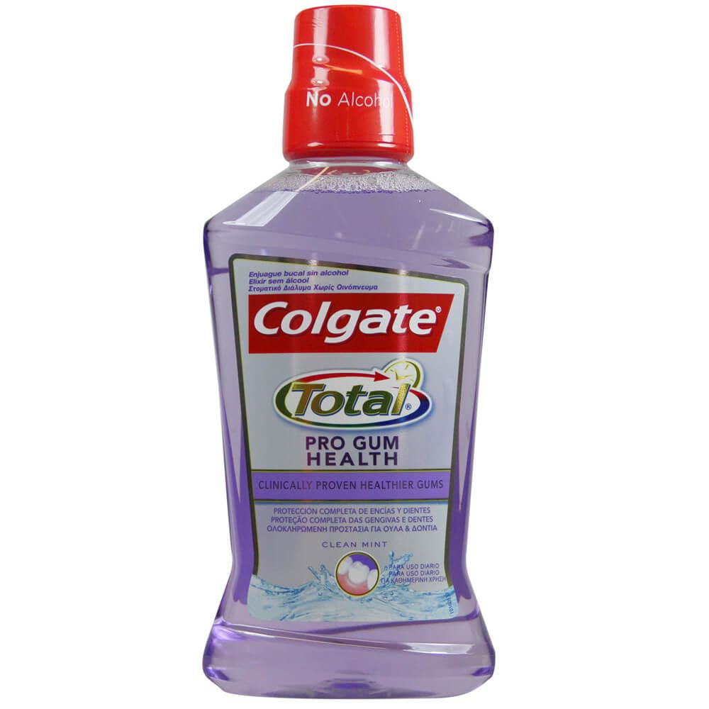 Colgate Total Pro Gum Health Στοματικό Διάλυμα για τηνΚαταπολέμηση τωνΒακτηρίων500ml