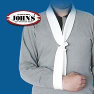 Johns Iμάντας Aνάρτησης Tύπου Collar & Cuff One Size 2τμχ 15080