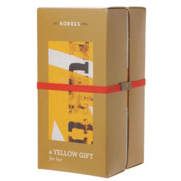 Korres Gift Set Άρωμα Γυναικείο White Tea Eau de Toilette 50ml + Δώρο Body Milk  ομορφιά   αρώματα   αρώματα για τη γυναίκα