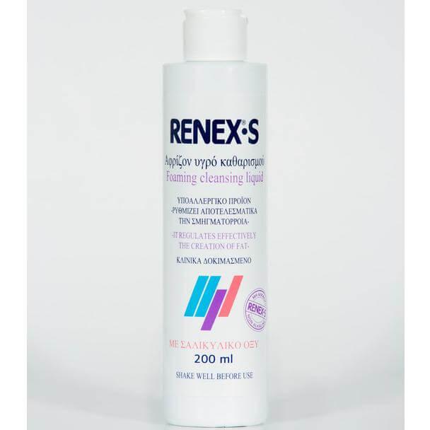 Froika Renex-S Shampoo Σαμπουάν Κατά της Ξηρής Πυτιρίδας. Καταπραΰνει την Αίσθηση Κνησμού 200ml