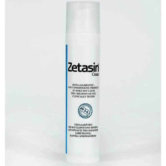 Froika Zetasin Cream, Κρέμα Κατά των Ραγάδων, Προστατεύει την Κοιλιά και το Στήθος 100ml