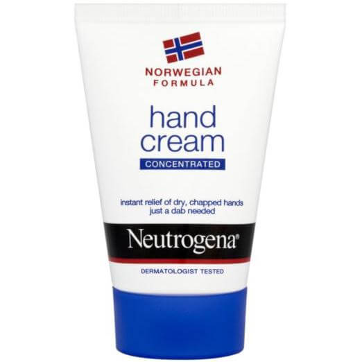 Neutrogena Hand Cream Κρέμα Περιποίησης Χεριών με Άρωμα για την Άμεση Ανακούφιση των Ξερών & Σκασμένων Χεριών 75ml