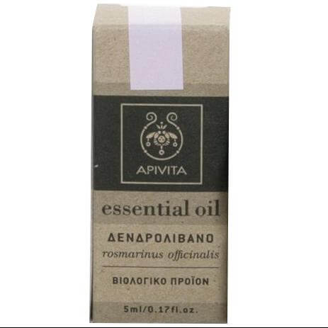 Apivita Essential Oil Δενδρολίβανο 5ml