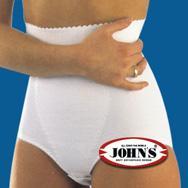 Johns ΚΟΡΣΕΣ ΒΑΜΒΑΚΕΡΟΣ χωρίς πόδι ,λάστιχο στη μέση 214596 – 3