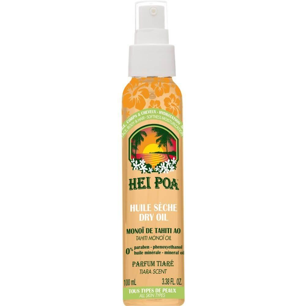 Hei Poa Huile Seche Dry Oil Ξηρό Λάδι Πολλαπλών Χρήσεων για Όλους τους Τύπους Δέ υγιεινή   μαλλιά   μαλακτικά μάσκες ελιξίρια μαλλιών