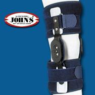 Johns Kηδεμόνας Mηροκνημικός Με Πολυκεντρική Ρύθμιση 35cm One Size 239020