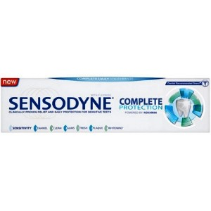 Sensodyne Complete Protection ειδικά σχεδιασμένη για Άτομα με Ευαίσθητα Δόντια 75ml