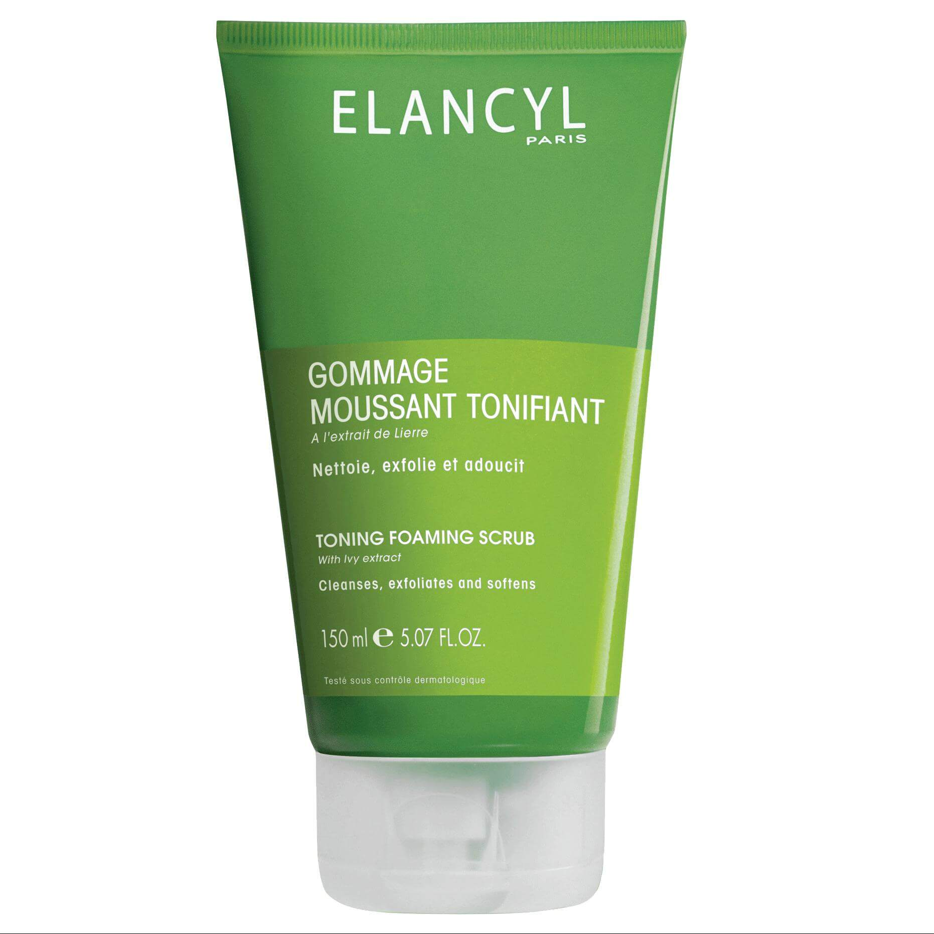 Elancyl Gommage Moussant Tonifiant Scrub Απολέπιση Σώματος 150ml