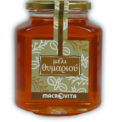Macrovita Μέλι Θυμαριού 400 γραμ