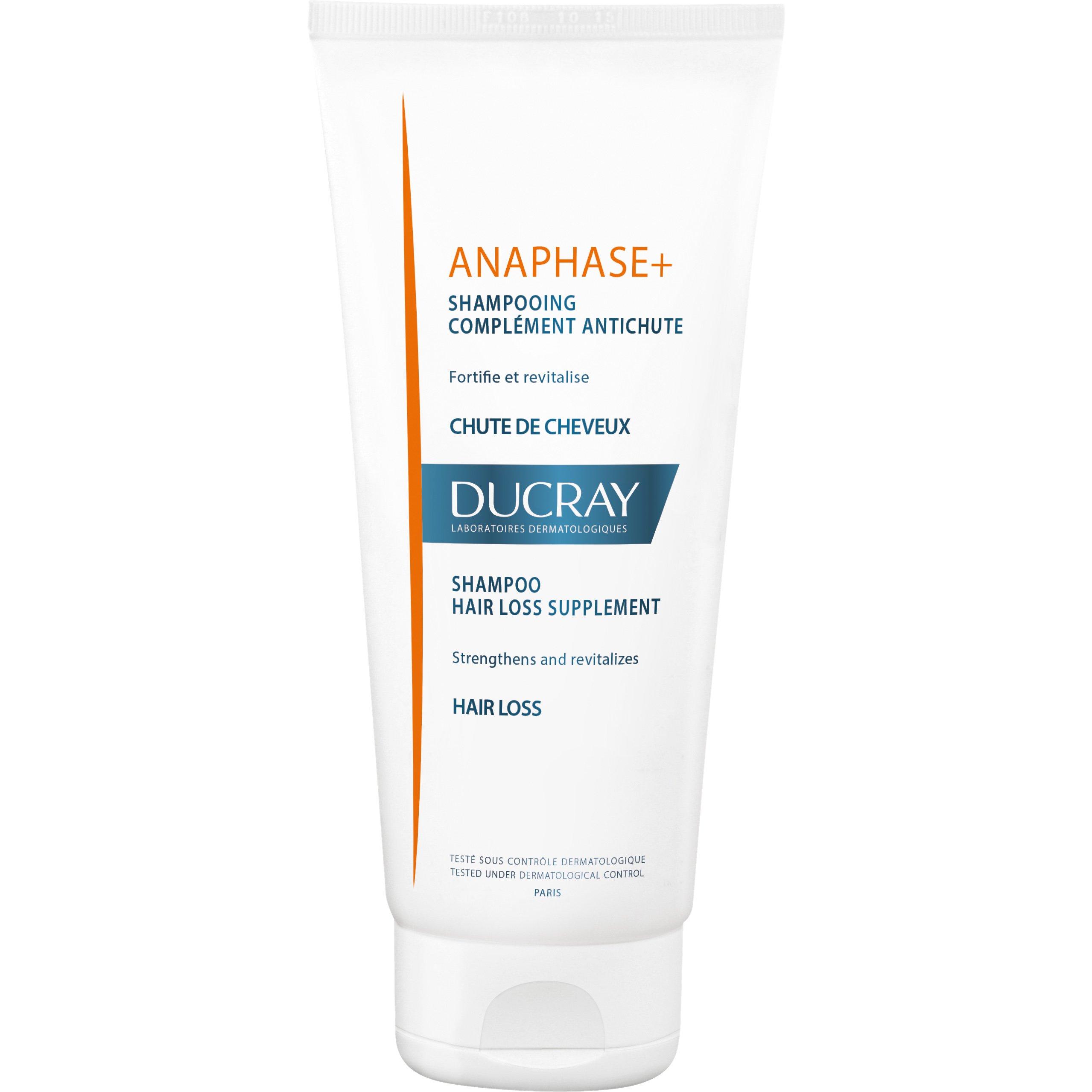 Ducray Anaphase+ Shampoo Nf Tονωτικό Σαμπουάν – Κρέμα 200ml