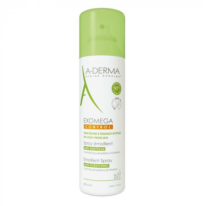 A-Derma Exomega Control Emollient Spray200ml
