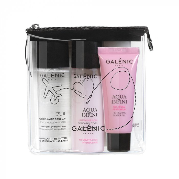 Galenic My Beauty Routine to Take Everywhere Travel Kit
