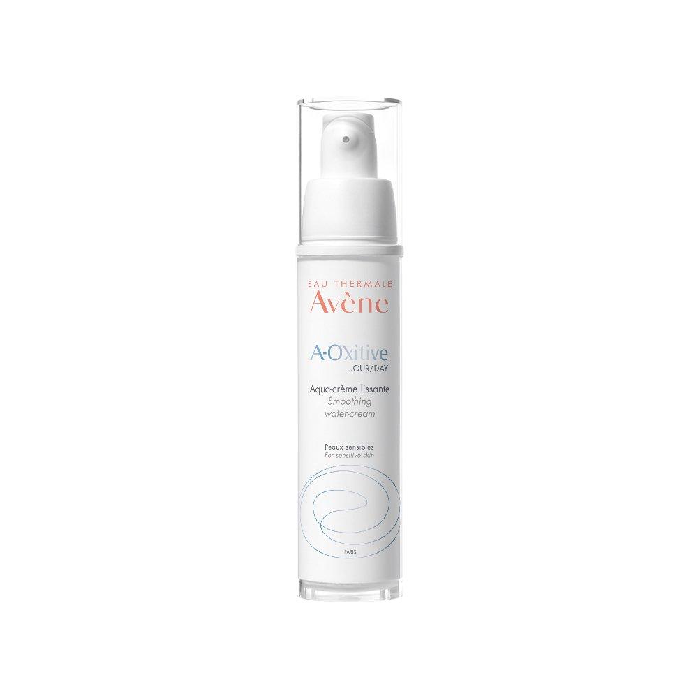 Avene A-Oxitive Smoothing Water Day Cream Υδρο-Κρέμα Ημέρας για Λάμψη & Λείανση στις Πρώτες Ρυτίδες 30ml