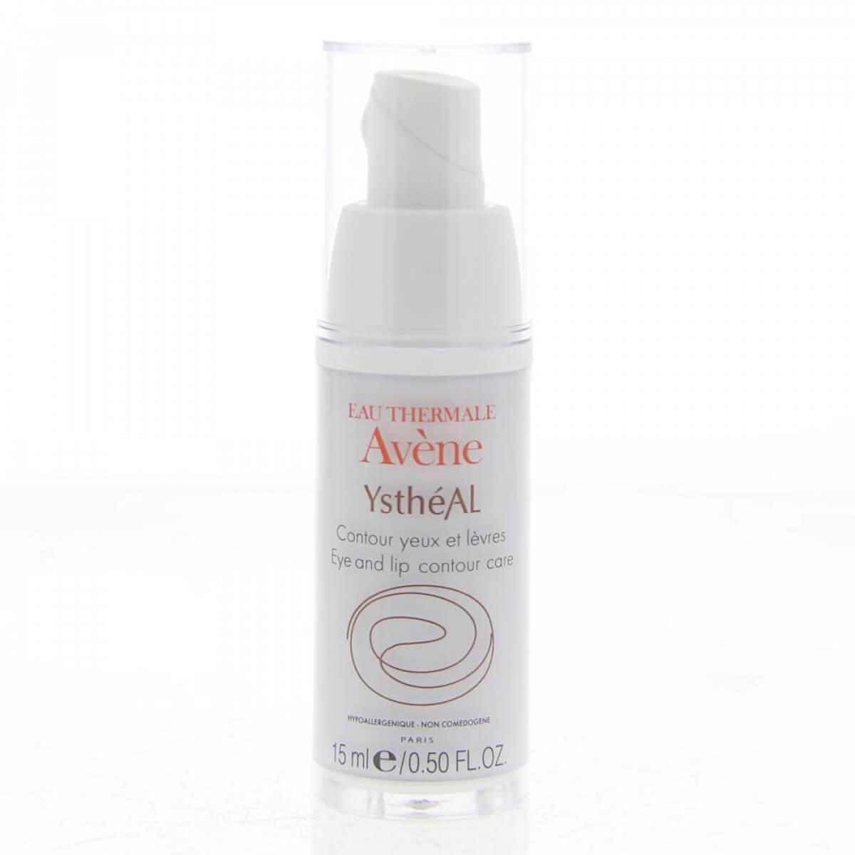 Avene Ystheal Yeux & Lips Κρέμα Ματιών & Χειλιών Ολικής Αντιγήρανσης 15ml