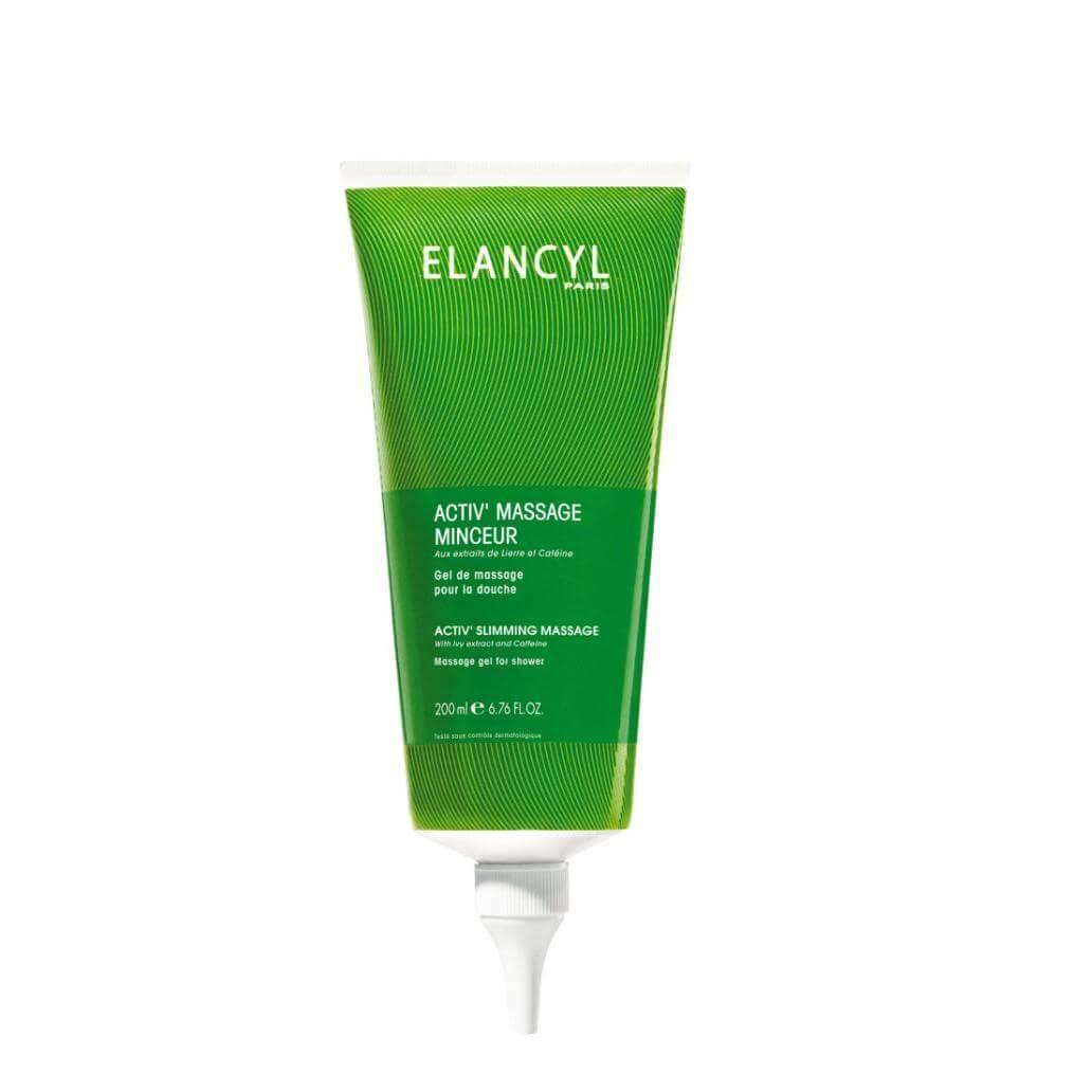 Elancyl Activ Massage Minceur Μέθοδος Μασάζ για Αδυνάτισμα και Κυτταρίτιδα 200ml,