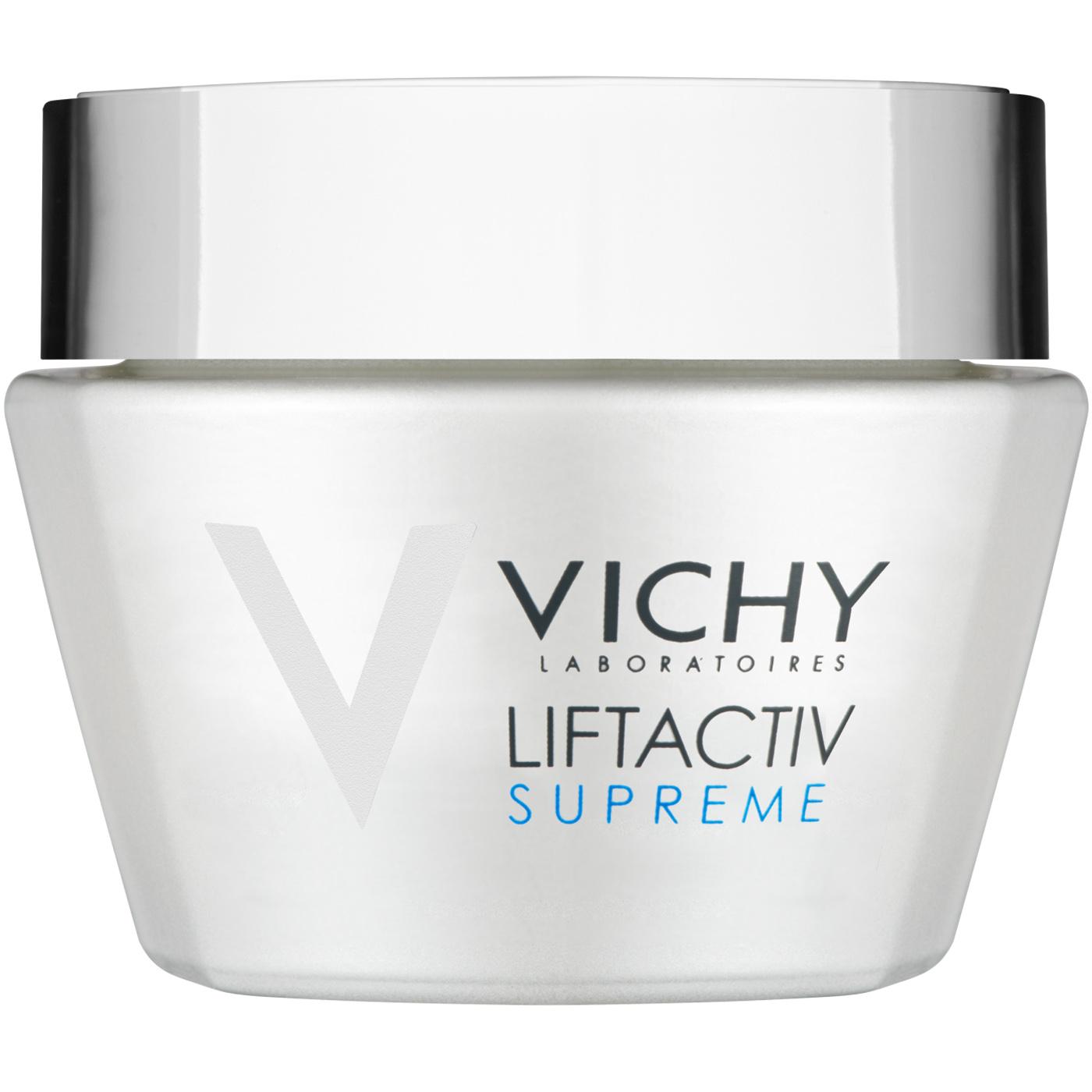 Vichy Liftactiv Supreme Αντιρυτιδική & Συσφικτική Κρέμα Προσώπου Κανονική / Μικτή & Ευαίσθητη Επιδερμίδα 50ml