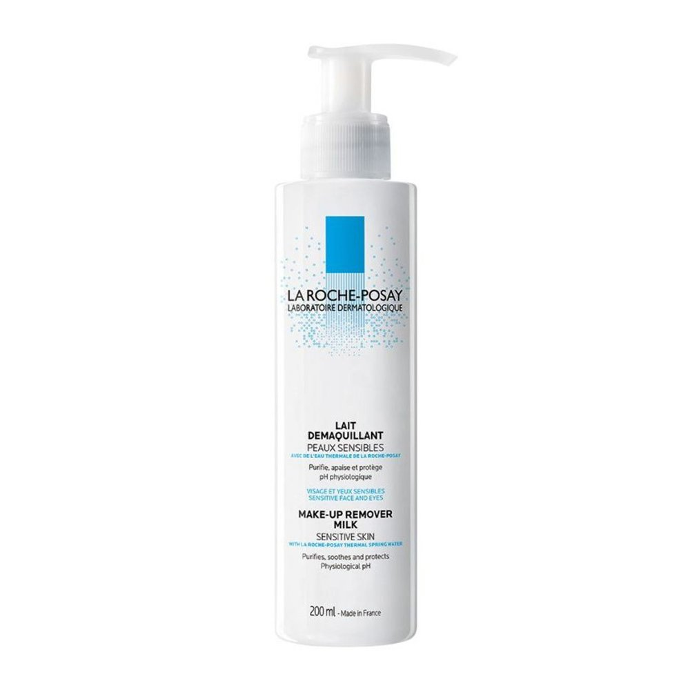 La Roche-Posay Lait Demaquillant Physiologique Απαλό Ντεμακιγιάζ 200ml