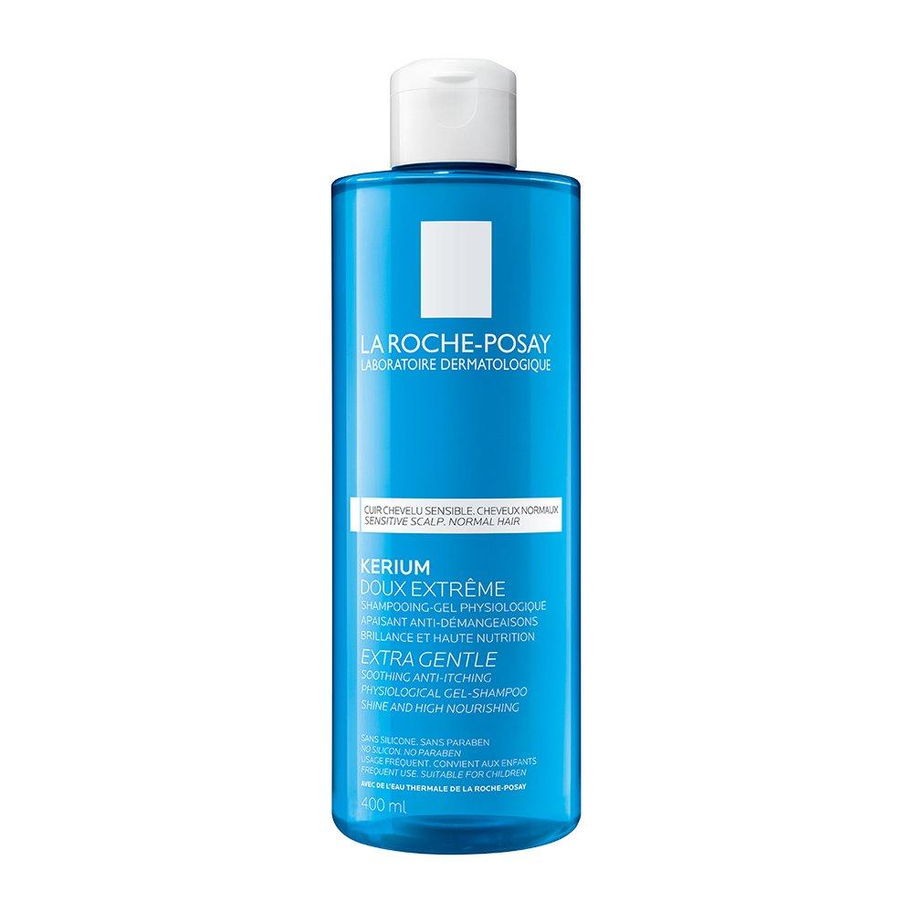 La Roche-Posay Kerium Extra Gentle Gel Shampoo για Κανονικά Μαλλιά 400ml