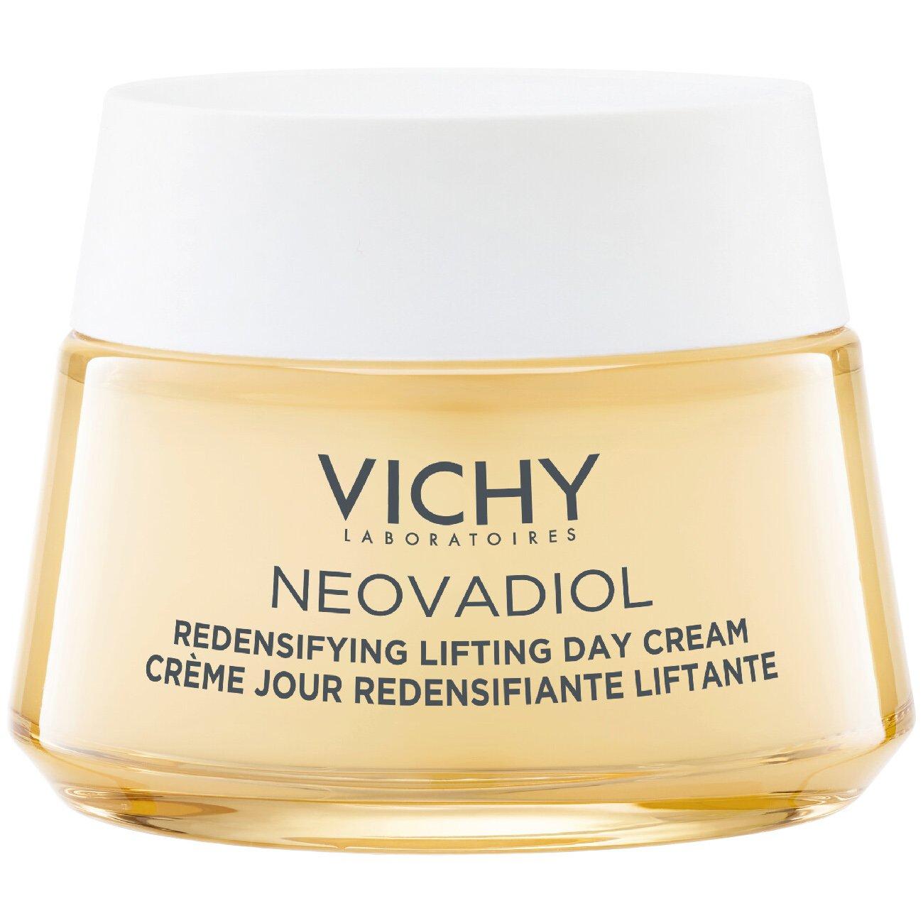 Vichy Neovadiol Peri-Menopause Redensifying Plumping Day Cream Κρέμα Ημέρας για την Περιεμμηνόπαυση, Ξηρές Επιδερμίδες 50ml