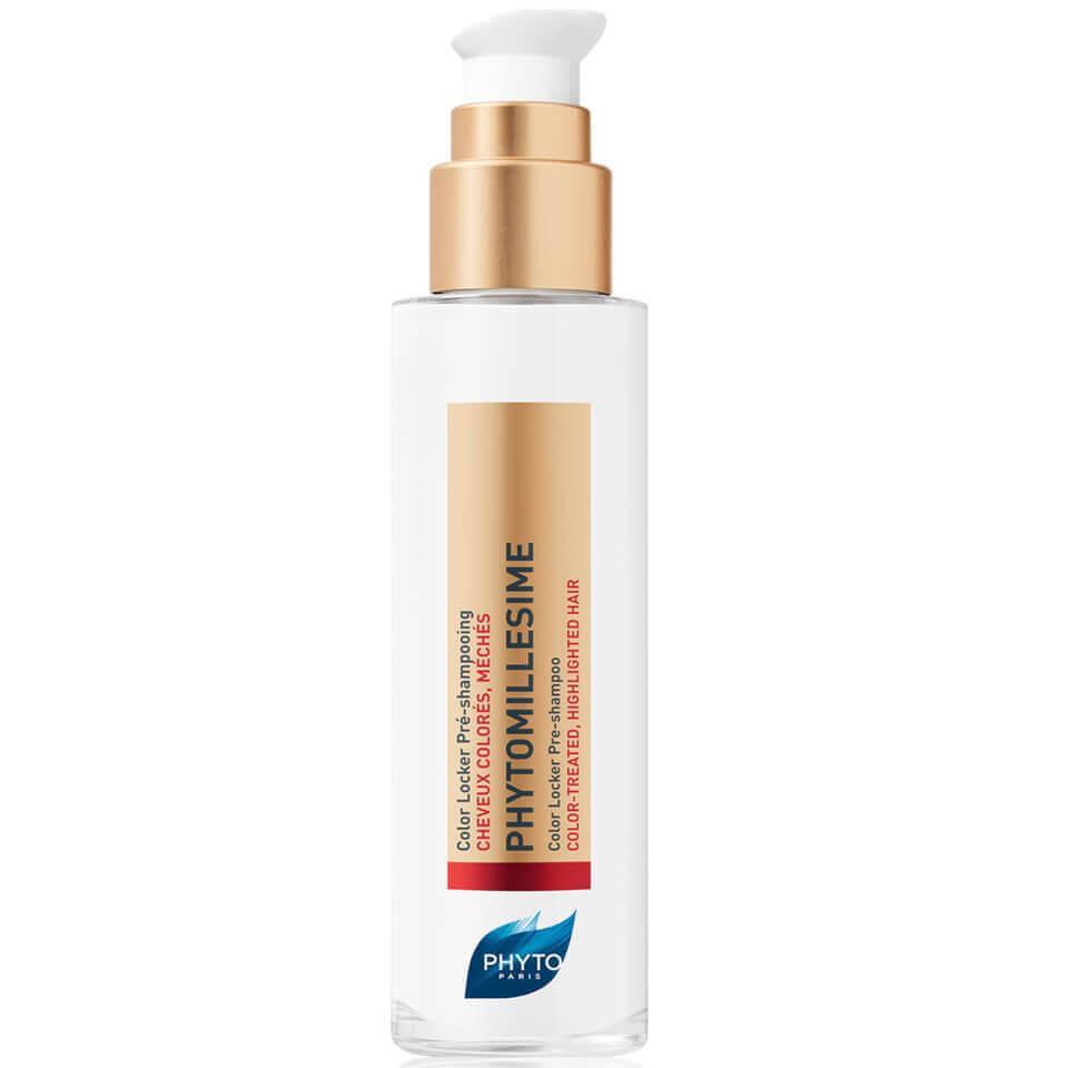 Phyto Phytomillesime Color Locker Pre-Shampoo Δράση που Κλειδώνει το Χρώμα Πριν απο το Λούσιμο 100ml