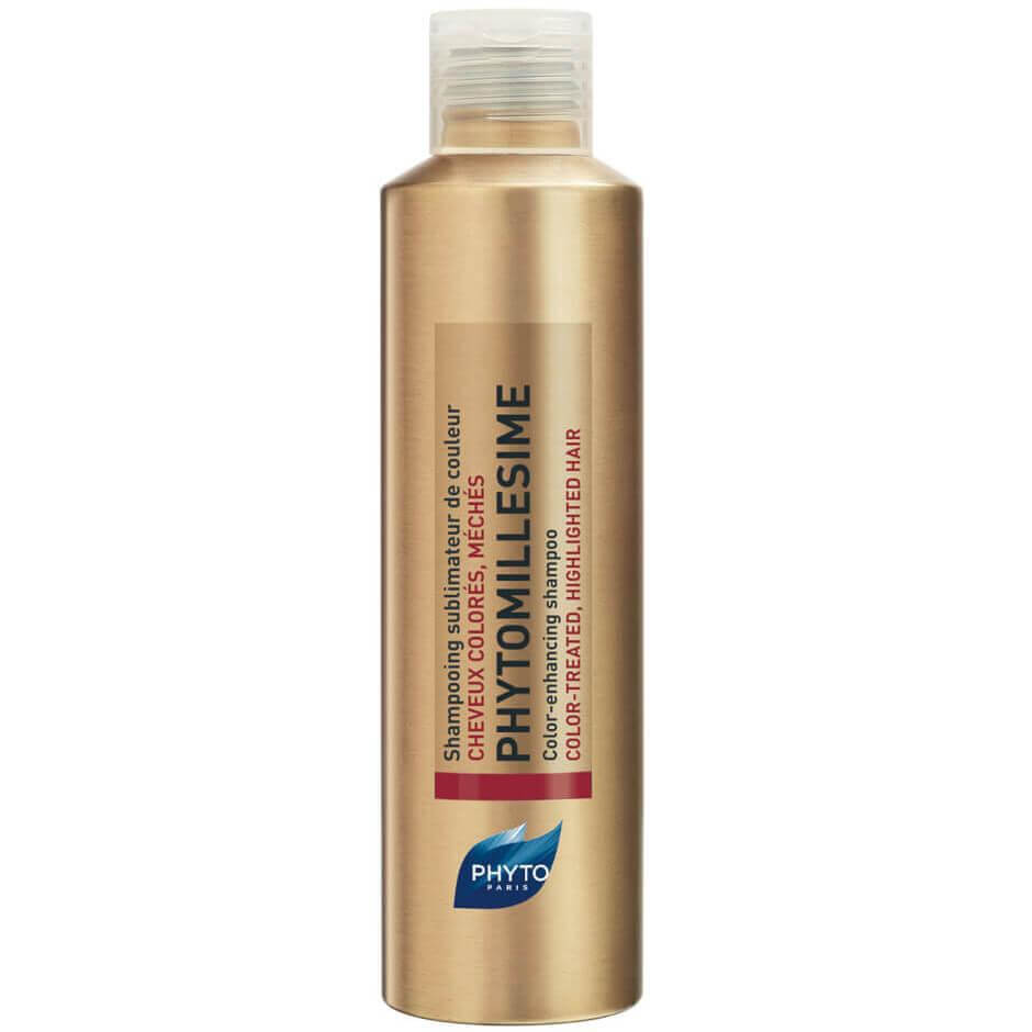 Phyto Phytomillesime Color-Enhancing Shampoo Σαμπουάν που Αναδεικνύει το Χρώμα για Βαμμένα Μαλλιά ή με Ανταύγειες 200ml