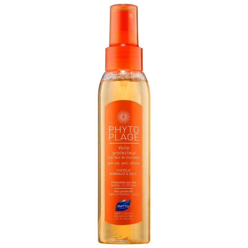 Phyto Phytoplage Voile Protecteur Αντηλιακό Λάδι Μαλλιών 125ml
