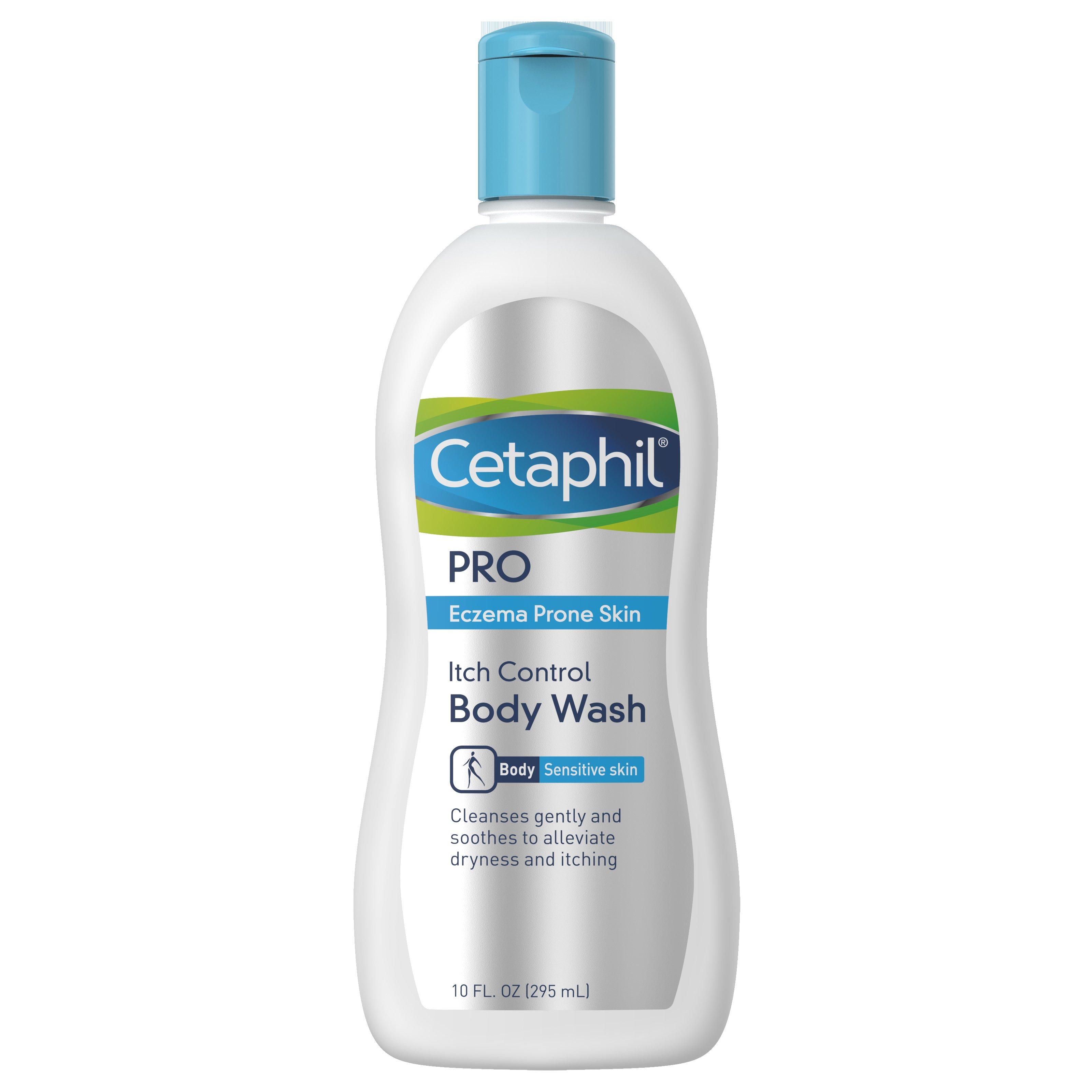 Cetaphil PRO Ekzema Prone Skin Itch Control Body Wash 295ml