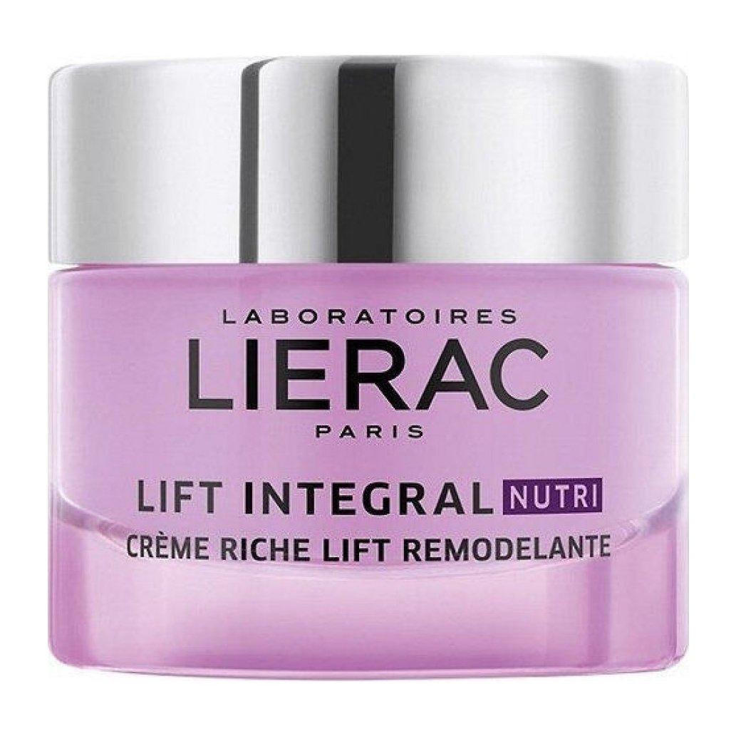 Lierac Lift Integral Nutri Sculpting Lift Rich Cream Πλούσια Κρέμα Επανασμίλευσης-Αναδόμησης για Πολύ Ξηρές Επιδερμίδες 50ml