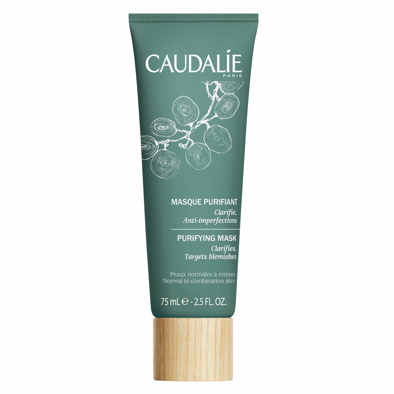Caudalie Purifying Mask Εξυγιαντική Μάσκα Καθαρισμού & Κατά των Ατελειών με Λευκή Άργιλο για Μικτές Επιδερμίδες 75ml