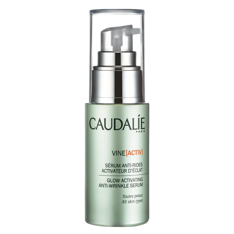 Caudalie Vine Activ Glow Activating Anti-Wrinkle Serum Αντιρυτιδικός Ορός Προσώπου με Αντιοξειδωτικά για Φυσική Λάμψη 30ml