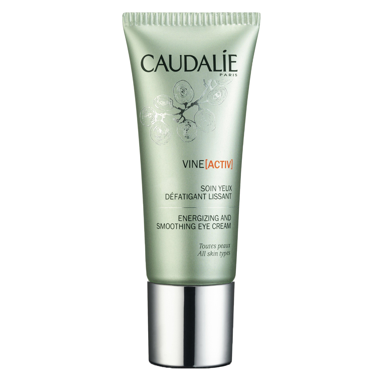 Caudalie Vine Activ Energizing and Smoothing Eye Cream Αντιρυτιδική Κρέμα Ματιών/Χειλιών & Κατά των Μαύρων Κύκλων 15ml