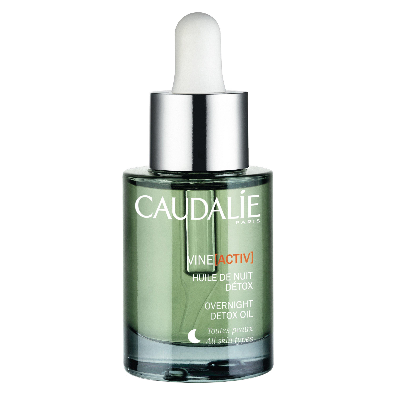 Caudalie Vine Activ Overnight Detox Oil Αντιοξειδωτικό Λάδι Νυχτός για Ξεκούραστη Όψη 30ml