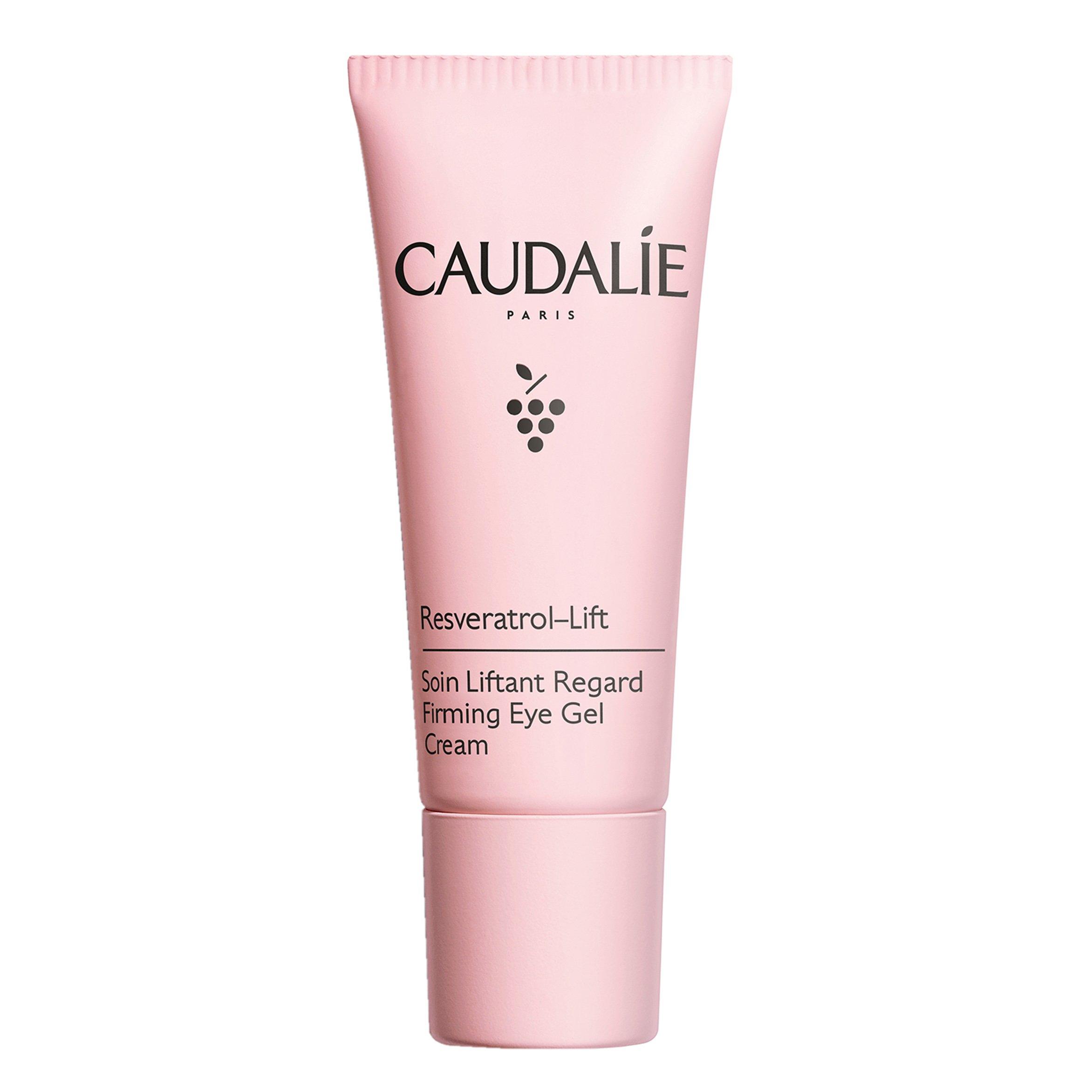 Caudalie Resveratrol Lift Firming Eye Gel Cream Κρέμα Gel Κατά των Ρυτίδων & των Πρηξιμάτων για Φρέσκο & Νεανικό Βλέμμα 15ml