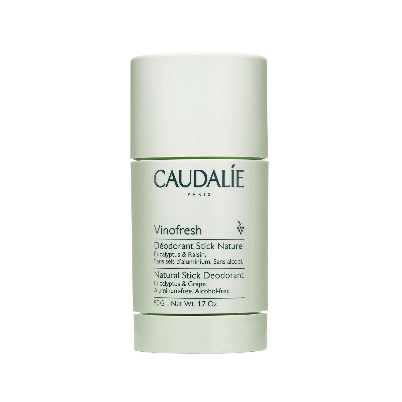 Caudalie Vinofresh Natural Stick Deodorant Φυσικό Αποσμητικό 24ωρης Προστασίας με Ευκάλυπτο & Σταφύλι 50gr