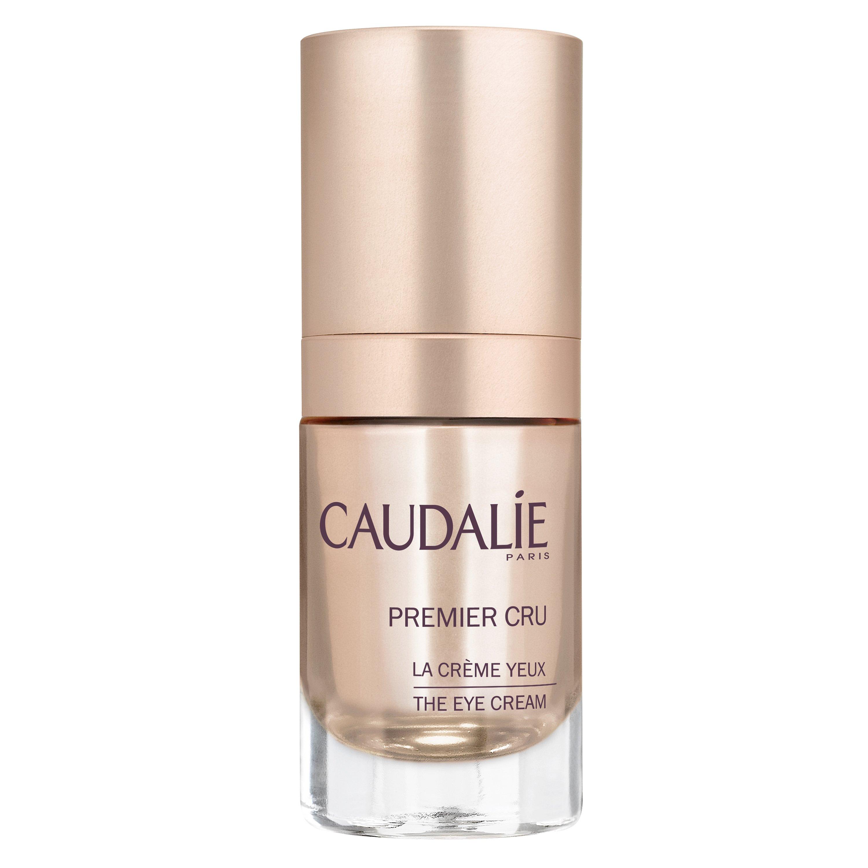 Caudalie Premier Cru The Eye Cream Κρέμα Ματιών Πλήρους Αντιγήρανσης για Εγκατεστημένες Ρυτίδες,Πρηξίματα & Μαύρους Κύκλους 15ml