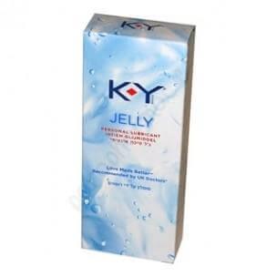K-Y Jelly Personal Lubricant Water-based λιπαντικό με βάση το νερό 75ml