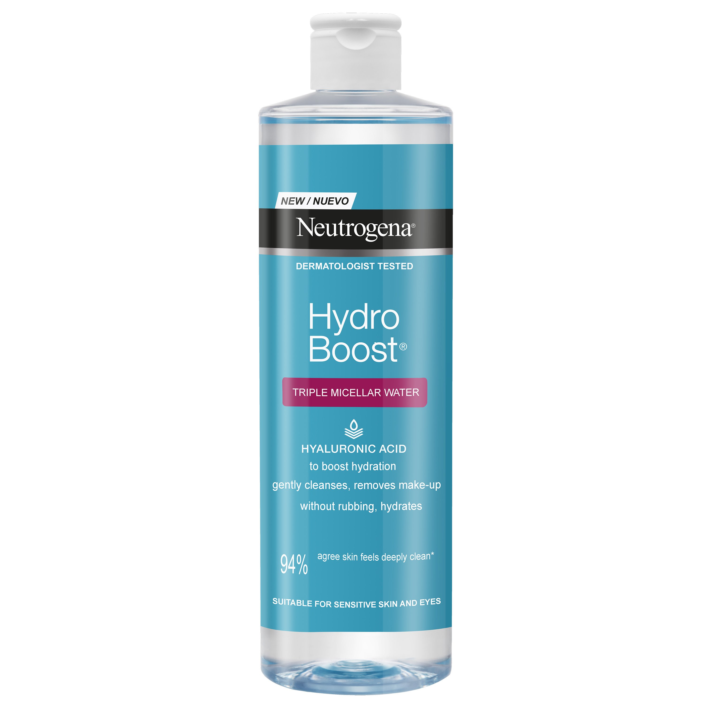 Neutrogena Hydro Boost Triple Micellar Water Νερό Καθαρισμού για το Πρόσωπο 400ml