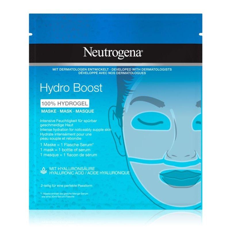 Neutrogena Hydro Boost 100% Hydrogel Mask Μάσκα Προσώπου Αναδόμησης 30ml
