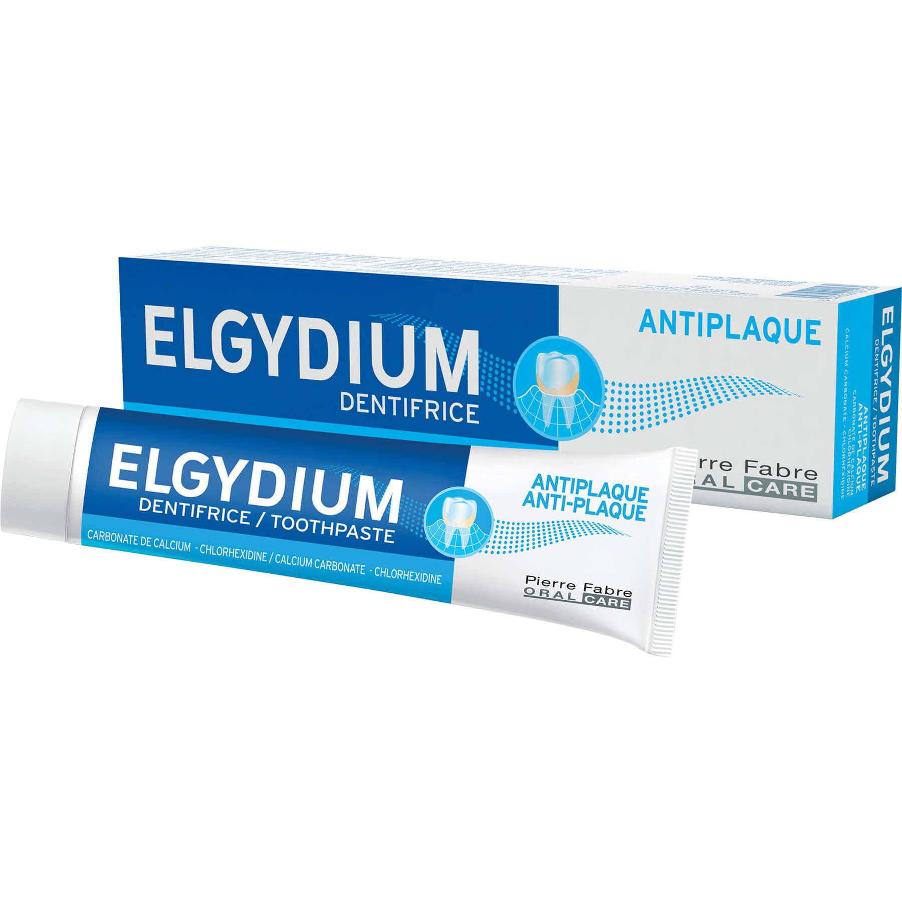 Elgydium Antiplaque Οδοντόπαστα 50ml