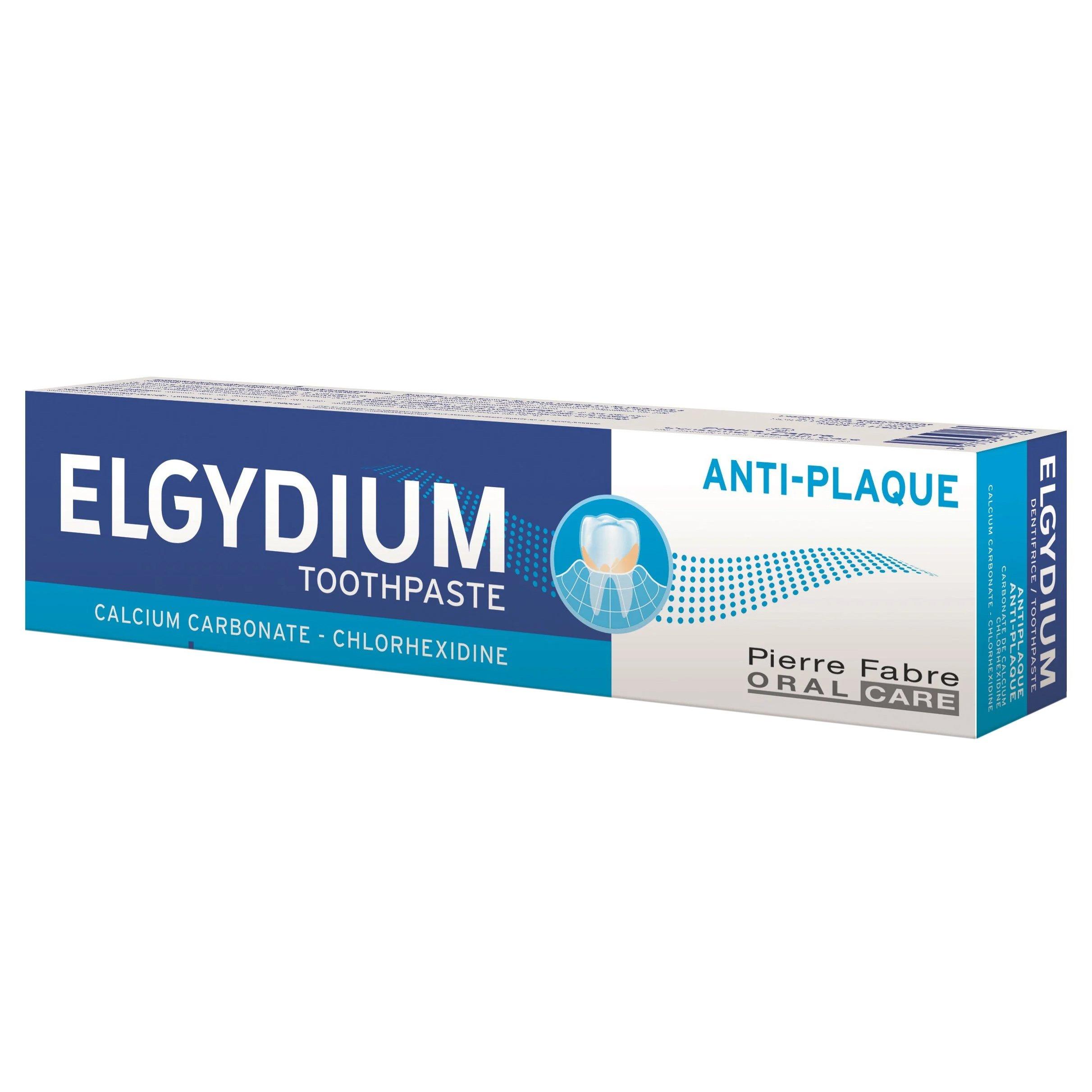 Elgydium Antiplaque Οδοντόκρεμα Κατά της Πλάκας 100ml