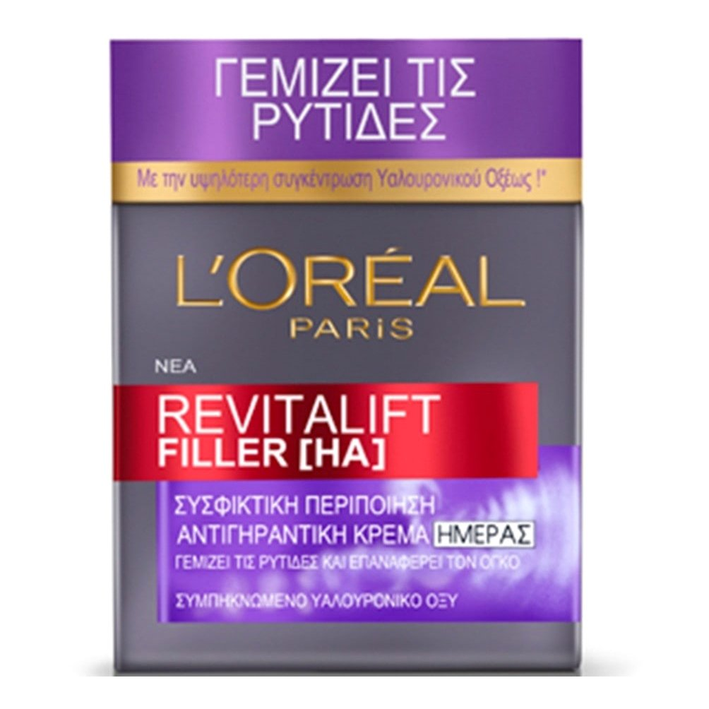 L'oreal Paris Revitalift Filler Day Cream 50ml